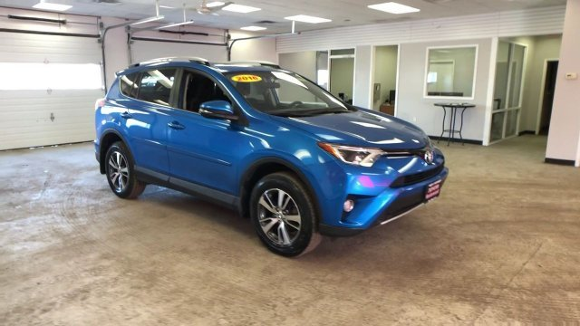 2016 Toyota RAV4 XLE Automatic Regular Unleaded I-4 2.5 L/152 Engine AWD 4 Door SUV