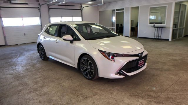 2019 Toyota Corolla Hatchback XSE CVT FWD 4 Door Hatchback Regular Unleaded I-4 2.0 L/121 Engine