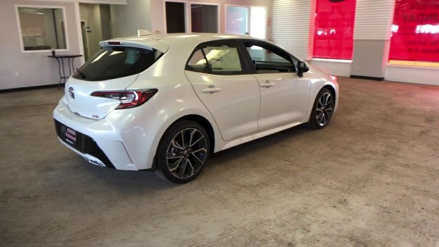 2019 Toyota Corolla Hatchback XSE CVT Automatic (CVT) Hatchback Regular Unleaded I-4 2.0 L/121 Engine FWD 4 Door