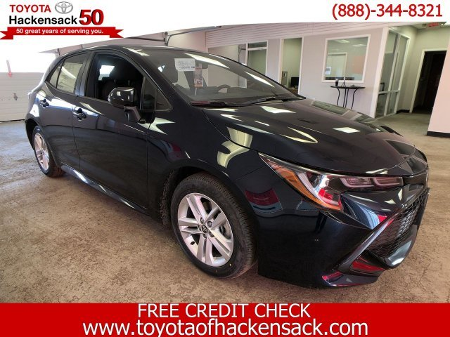 2019 Toyota Corolla Hatchback SE CVT Regular Unleaded I-4 2.0 L/121 Engine Automatic (CVT) FWD Hatchback