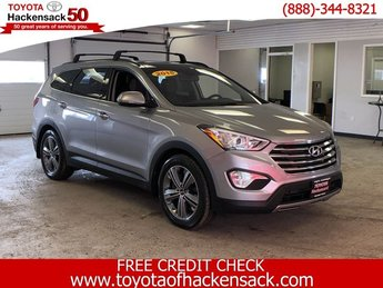2015 Iron Frost Hyundai Santa Fe Limited SUV Regular Unleaded V-6 3.3 L/204 Engine 4 Door