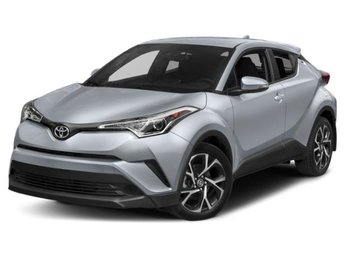 2019 Toyota C-HR Limited FWD 4 Door FWD Automatic (CVT) SUV