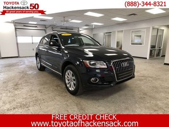 2016 BLACK Audi Q5 Premium Plus SUV AWD Intercooled Turbo Premium Unleaded I-4 2.0 L/121 Engine 4 Door