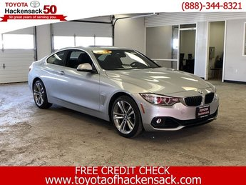 2016 BMW 4 Series 428i xDrive Coupe Automatic AWD Intercooled Turbo Premium Unleaded I-4 2.0 L/122 Engine