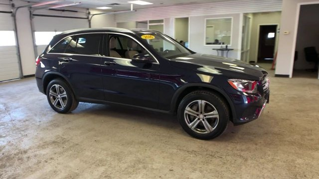 2016 Mercedes-Benz GLC GLC 300 AWD SUV 4 Door