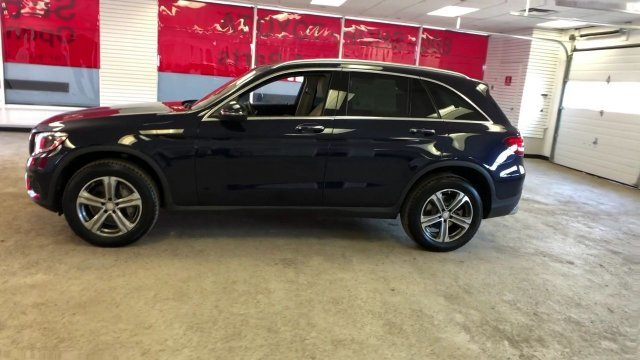 2016 Mercedes-Benz GLC GLC 300 AWD Automatic SUV 4 Door Intercooled Turbo Premium Unleaded I-4 2.0 L/121 Engine