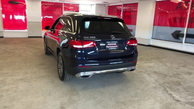 2016 Mercedes-Benz GLC GLC 300 SUV 4 Door Intercooled Turbo Premium Unleaded I-4 2.0 L/121 Engine