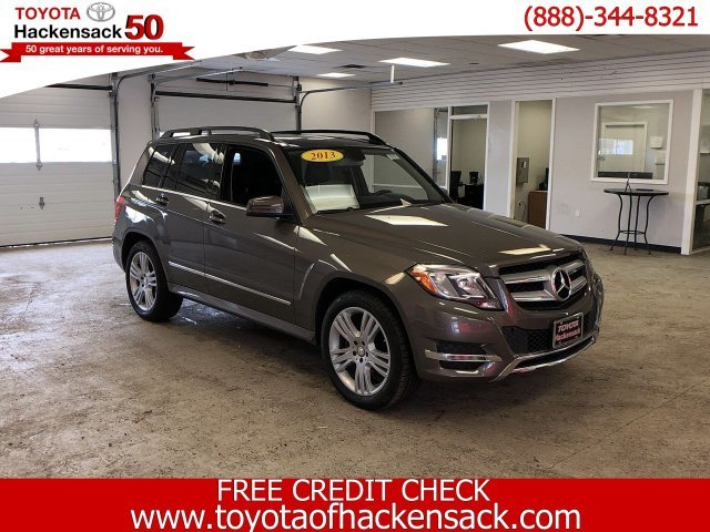 2013 Gray Mercedes-Benz GLK-Class GLK 350 SUV 4 Door AWD Gas V6 3.5L/213 Engine