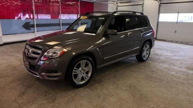 2013 Mercedes-Benz GLK-Class GLK 350 4 Door AWD SUV Gas V6 3.5L/213 Engine Automatic
