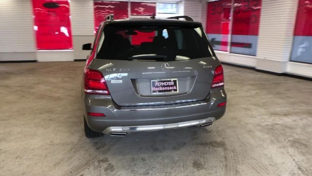 2013 Gray Mercedes-Benz GLK-Class GLK 350 AWD SUV Gas V6 3.5L/213 Engine