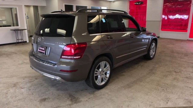 2013 Gray Mercedes-Benz GLK-Class GLK 350 AWD Automatic Gas V6 3.5L/213 Engine 4 Door SUV