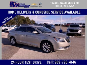 2016 Buick LaCrosse Leather ECOTEC 2.4L I4 DGI DOHC Engine Automatic Sedan 4 Door FWD