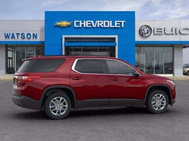 2020 Chevrolet Traverse LT Leather 3.6L V6 SIDI VVT Engine Automatic SUV 4 Door