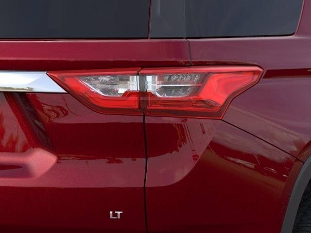 2020 Cajun Red Tintcoat Chevrolet Traverse LT Leather SUV FWD 3.6L V6 SIDI VVT Engine Automatic