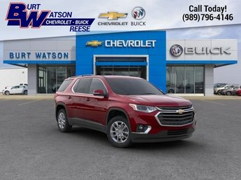 2020 Cajun Red Tintcoat Chevy Traverse LT Leather FWD Automatic 4 Door 3.6L V6 SIDI VVT Engine SUV