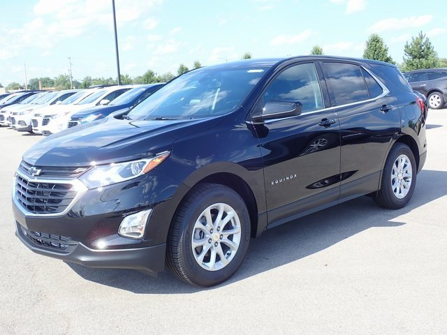 2020 Chevy Equinox LT FWD SUV 1.5L DOHC Engine Automatic 4 Door