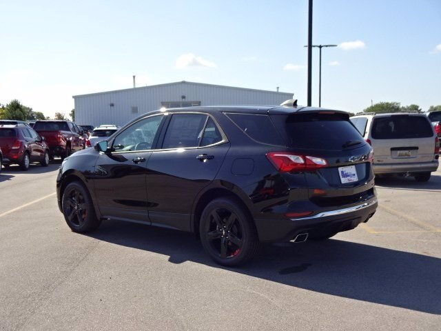 2020 Mosaic Black Metallic Chevrolet Equinox LT Automatic SUV AWD