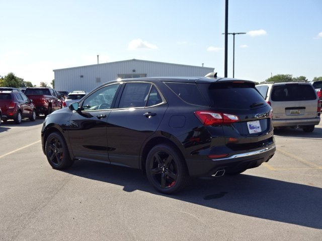 2020 Mosaic Black Metallic Chevy Equinox LT AWD Automatic 2.0L Turbocharged Engine