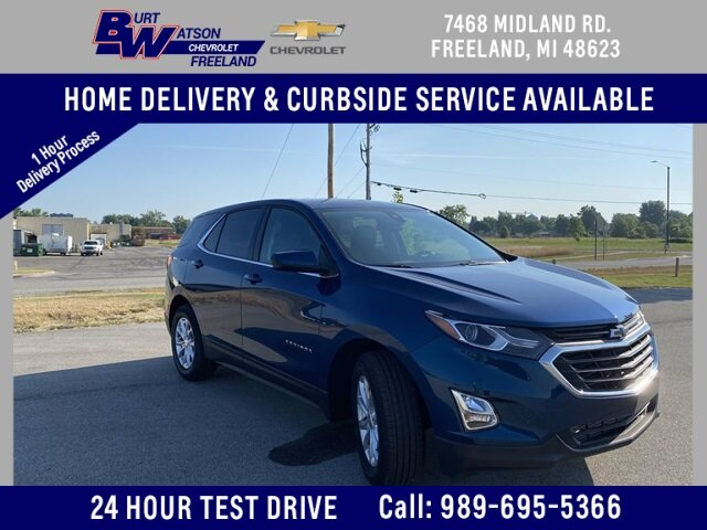 2020 Chevrolet Equinox LT 1.5L DOHC Engine Automatic FWD SUV