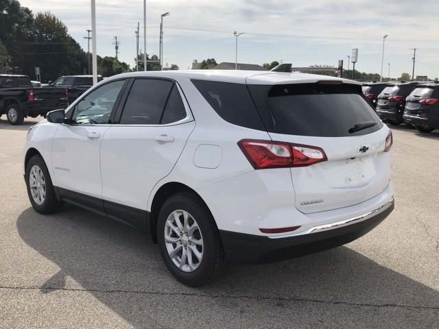 2020 Chevy Equinox LT 4 Door FWD 1.5L DOHC Engine SUV Automatic