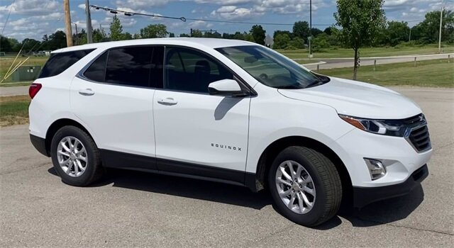 2020 Chevrolet Equinox LT 1.5L DOHC Engine 4 Door FWD Automatic