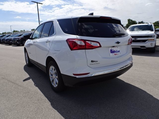 2020 Summit White Chevrolet Equinox LT 1.5L DOHC Engine SUV Automatic 4 Door