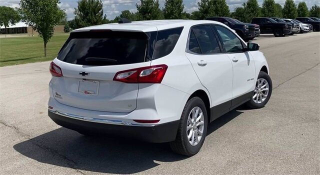 2020 Chevrolet Equinox LT FWD SUV 4 Door 1.5L DOHC Engine