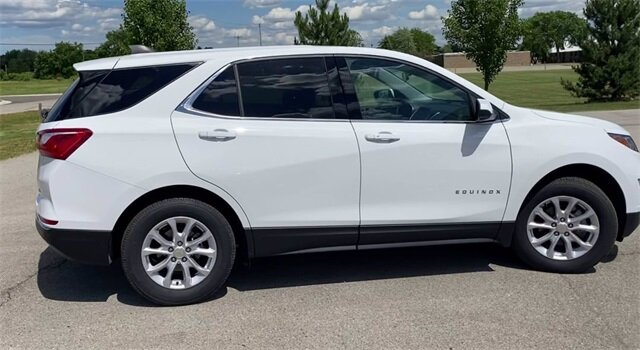 2020 Chevrolet Equinox LT SUV Automatic 4 Door FWD 1.5L DOHC Engine