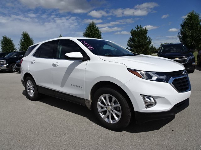 2020 Summit White Chevy Equinox LT SUV 4 Door Automatic