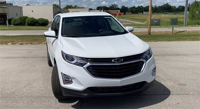 2020 Summit White Chevrolet Equinox LT FWD 1.5L DOHC Engine SUV Automatic