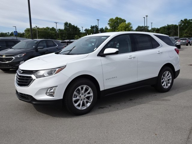 2020 Summit White Chevy Equinox LT 4 Door Automatic FWD
