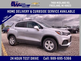 2020 Chevrolet Trax LT SUV AWD 4 Door ECOTEC 1.4L I4 SMPI DOHC Turbocharged VVT Engine