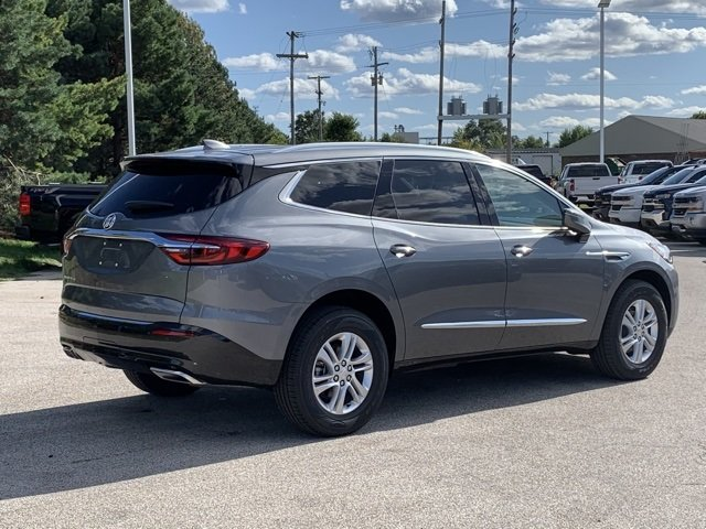 2020 Buick Enclave Essence 4 Door FWD Automatic 3.6L V6 SIDI VVT Engine