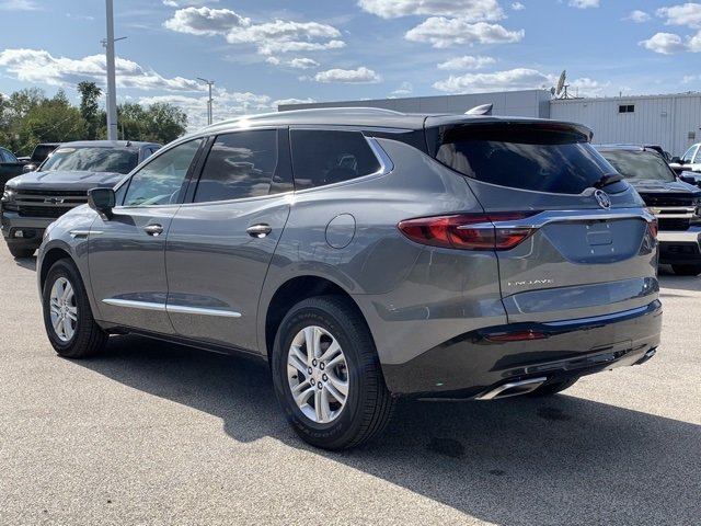 2020 Satin Steel Gray Metallic Buick Enclave Essence Automatic FWD 3.6L V6 SIDI VVT Engine 4 Door