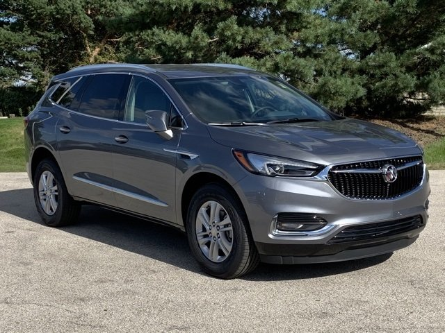 2020 Buick Enclave Essence 3.6L V6 SIDI VVT Engine SUV 4 Door FWD Automatic