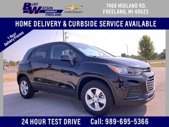 2020 Chevrolet Trax LS AWD Automatic ECOTEC 1.4L I4 SMPI DOHC Turbocharged VVT Engine 4 Door
