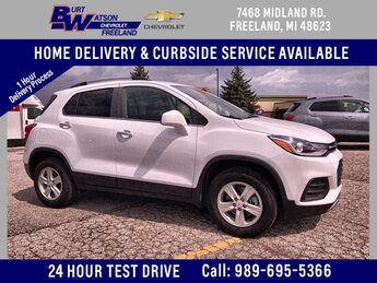 2020 Chevrolet Trax LT SUV AWD 4 Door