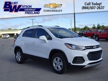 2020 Chevy Trax LT Automatic 4 Door AWD ECOTEC 1.4L I4 SMPI DOHC Turbocharged VVT Engine