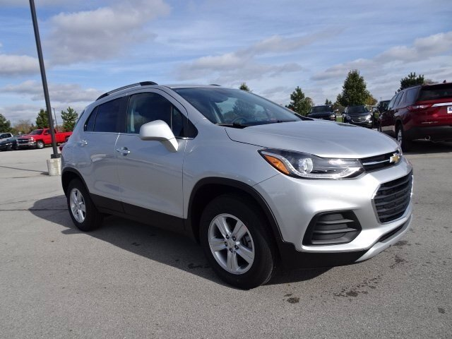 2020 Chevrolet Trax LT 4 Door ECOTEC 1.4L I4 SMPI DOHC Turbocharged VVT Engine AWD SUV