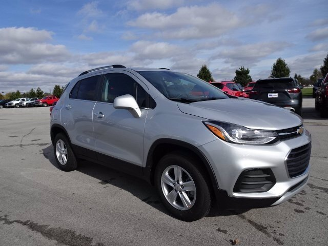 2020 Chevrolet Trax LT AWD ECOTEC 1.4L I4 SMPI DOHC Turbocharged VVT Engine SUV 4 Door