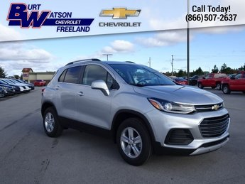 2020 Chevy Trax LT 4 Door SUV ECOTEC 1.4L I4 SMPI DOHC Turbocharged VVT Engine AWD