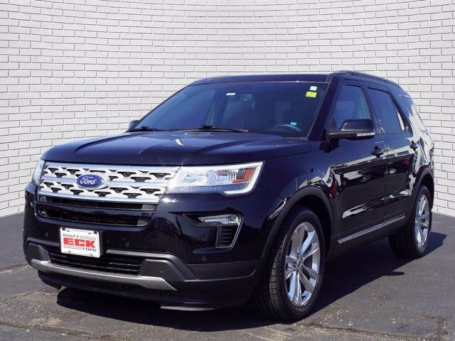 2018 Ford Explorer XLT 4 Door FWD SUV 3.5L V6 Ti-VCT Engine Automatic