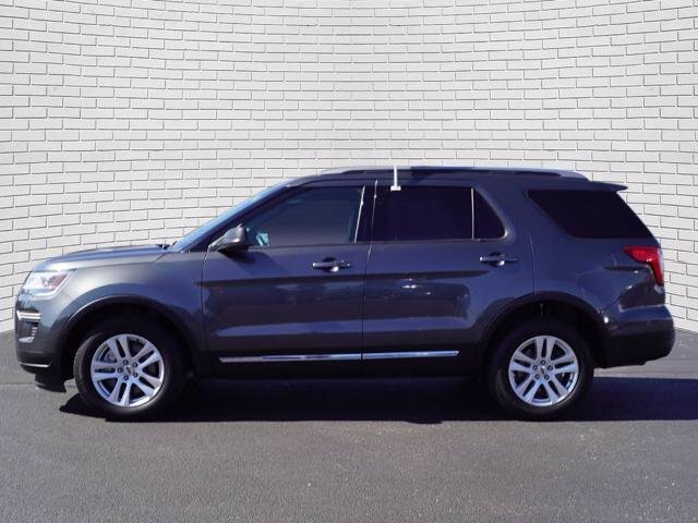 2019 Ford Explorer XLT 4X4 3.5L V6 Ti-VCT Engine 4 Door Automatic