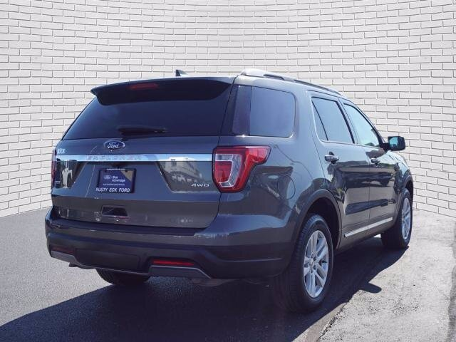 2019 Ford Explorer XLT SUV Automatic 4 Door 3.5L V6 Ti-VCT Engine 4X4