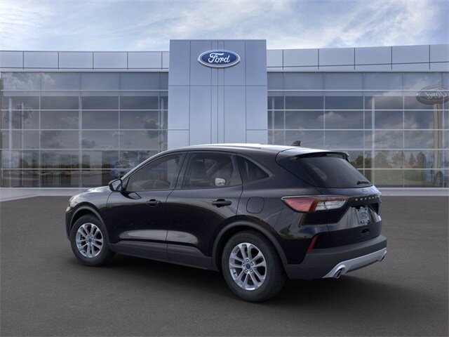 2021 Ford Escape S 1.5L EcoBoost Engine 4 Door Automatic FWD