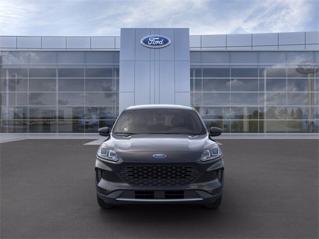 2021 Ford Escape S 1.5L EcoBoost Engine Automatic FWD 4 Door