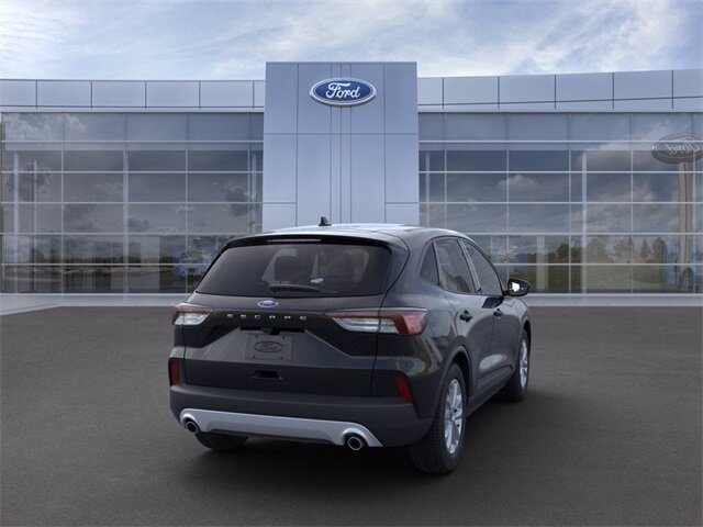 2021 Agate Black Metallic Ford Escape S 4 Door 1.5L EcoBoost Engine Automatic FWD