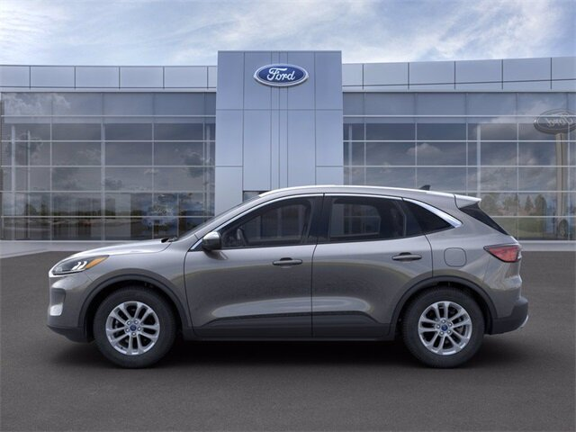 2021 Carbonized Gray Metallic Ford Escape SE 4 Door 1.5L EcoBoost Engine SUV Automatic FWD