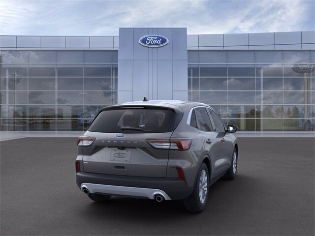 2021 Carbonized Gray Metallic Ford Escape SE FWD 4 Door SUV 1.5L EcoBoost Engine Automatic