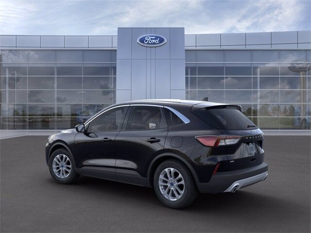 2021 Agate Black Metallic Ford Escape SE SUV Automatic 1.5L EcoBoost Engine FWD 4 Door